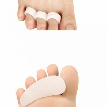 Talonete Footmate pentru protectie 3 degete din silicon