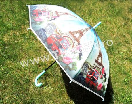 Umbrela automata, obiective turistice