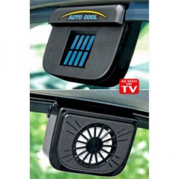 Ventilator solar auto alimentare