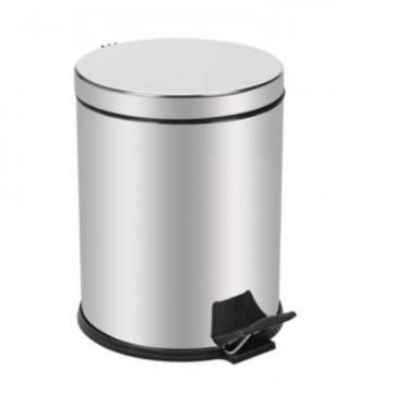 Cos gunoi metalic 30 litri, inchidere soft de la Sanito Distribution Srl
