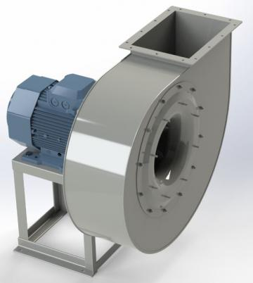 Ventilator centrifugal EU352 T2 1.5kW 3000rpm