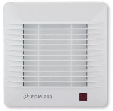 Ventilator de baie EDM-200 C Z