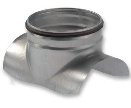 Tubulatura spiro Collar saddle ARG 90 160/160