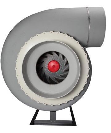 Ventilator centrifugal SEAT50 T6 4kW