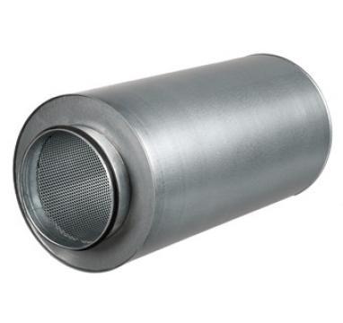 Tubulatura spiro Sound reducer SAR 125/900mm