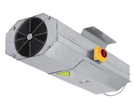 Ventilator Long range HCT/IMP-LS-UNI-45-2/4T-2