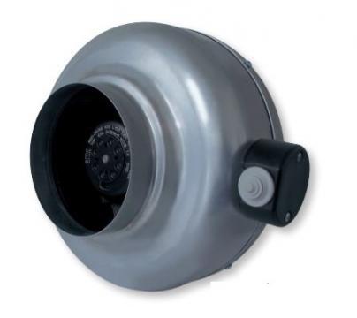 Ventilator centrifugal Inline VENT-200NK