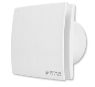 Ventilator de baie Decor-300 CZ Design