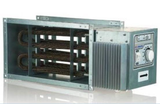 Incalzitor aer electric Controller Heater NK-U 500x300-7.5-3 de la Ventdepot Srl
