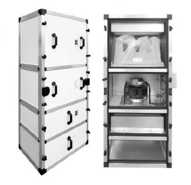 Unitate purificare aer UPA-UV-4500-F9-CG