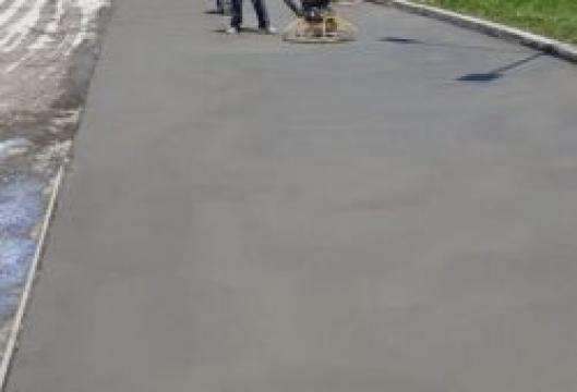 Servicii de executie platforme de beton de la Beton Ecoserv Srl