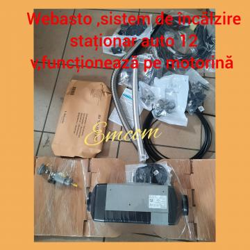 Incalzitor stationar auto webasto 12v de la Emcom Invest Serv Srl