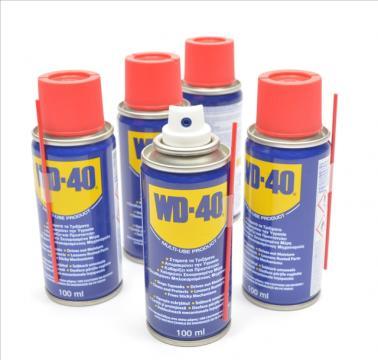 Spray lubrifiant multifunctional WD40 100ML de la Drill Rock Tools