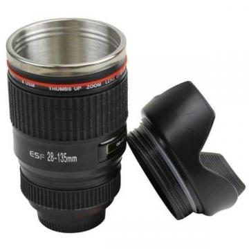 Cana termos in forma de obiectiv foto ESF28-135mm