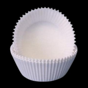 Chese albe prajituri mari 6xh3,5cm 2000 buc/set de la Cristian Food Industry Srl.