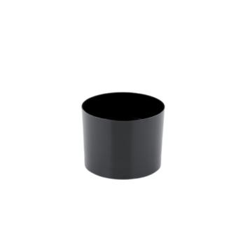 Cupa neagra desert Zero 60cc 15 buc/set de la Cristian Food Industry Srl.