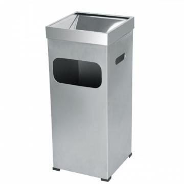 Cos de gunoi cu scrumiera 40 L
