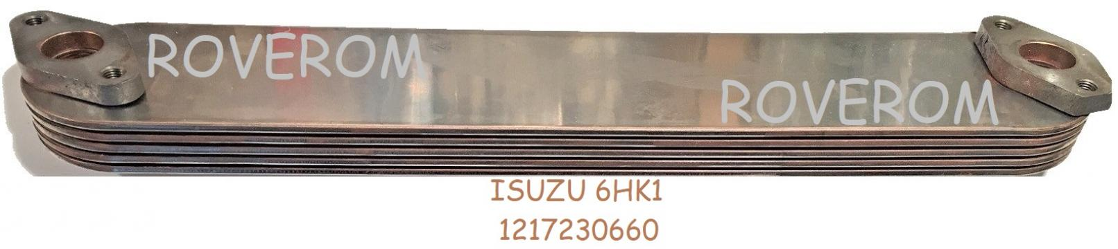 Racitor ulei Isuzu 6HK1, Case, Hitachi, JCB