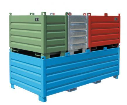 Containere metalice de la Ecocranes Romania Srl