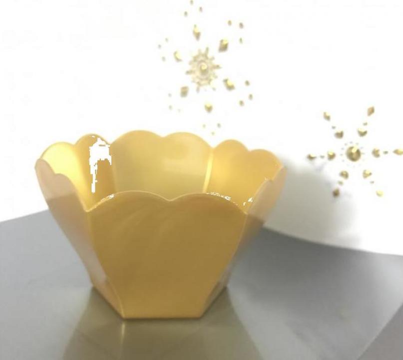Cupa plastic pagoda tulip 70 ml