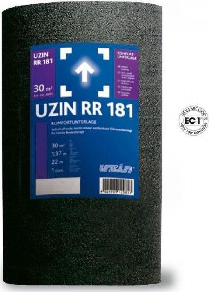 Izolatie termica si acustica Uzin RR 181