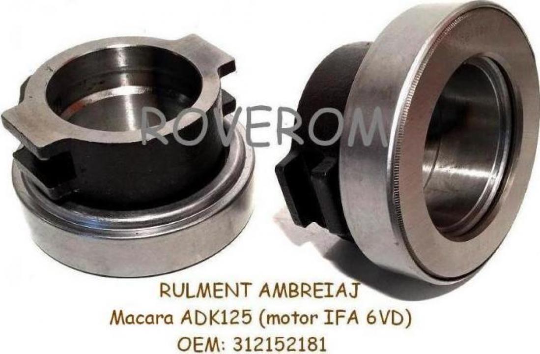 Rulment ambreiaj ADK125 (motor IFA 6VD14,5/12-2SRL)