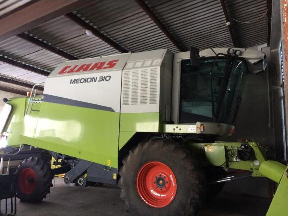 Combine agricole Class Medion 310