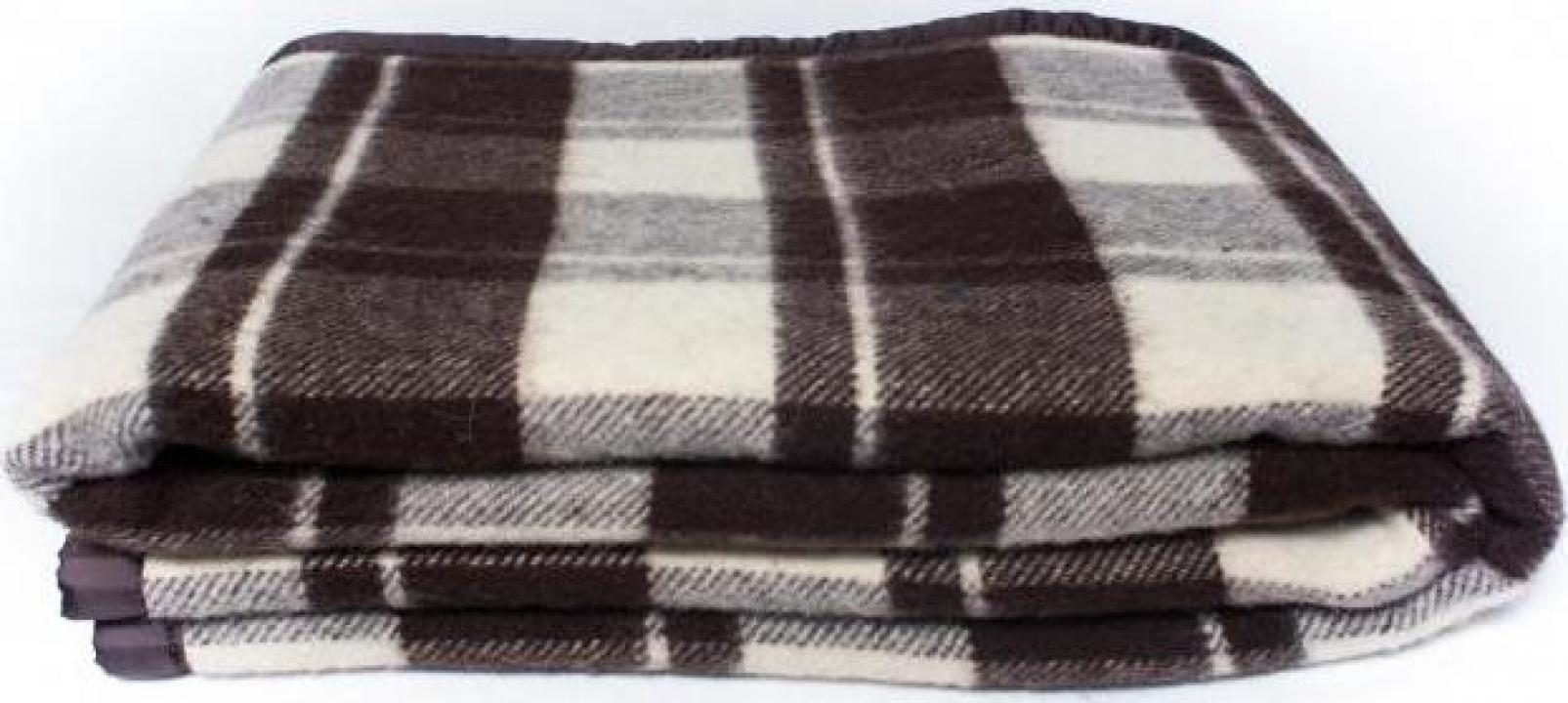 Patura Andreea 70% lana, 140x200, 2 kg