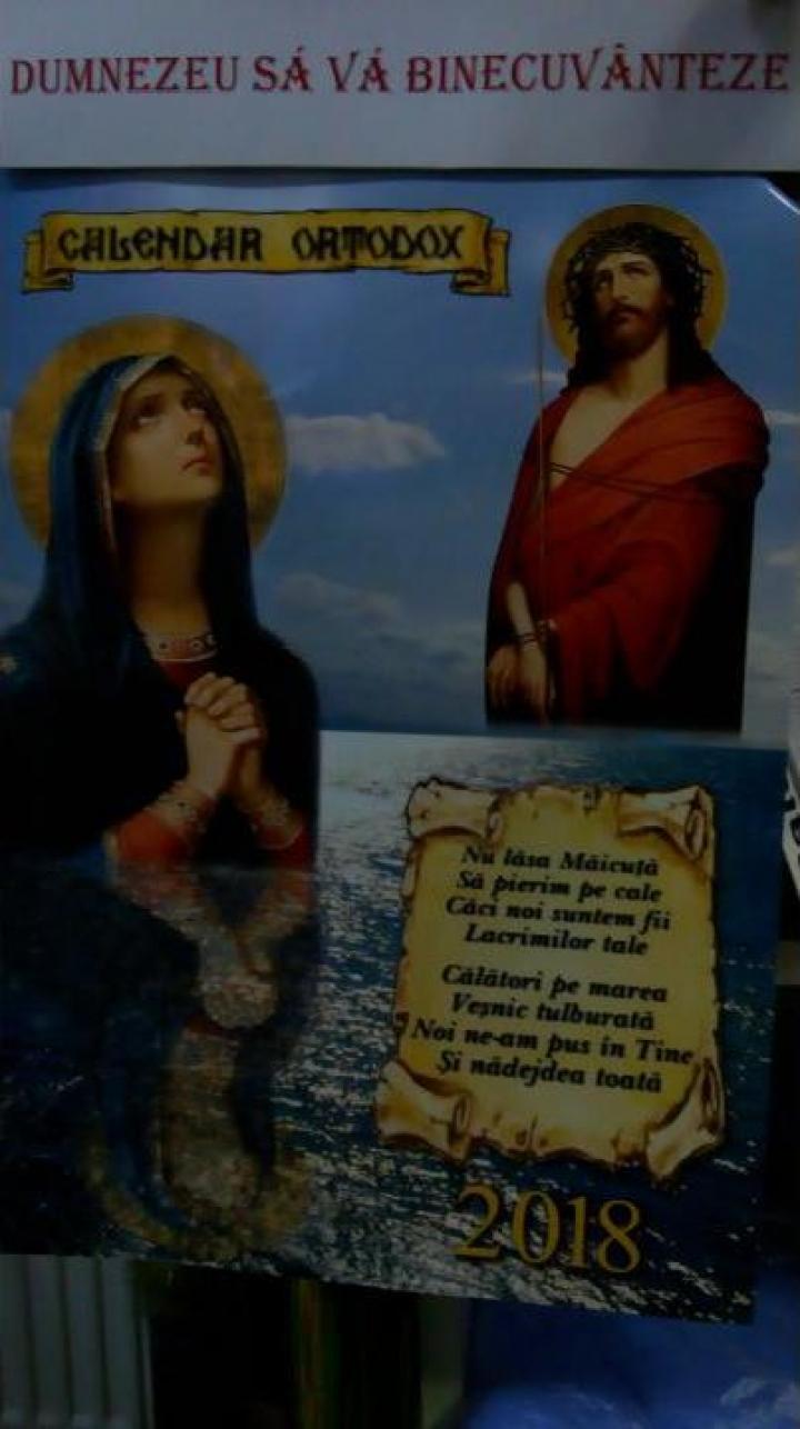 calendar crestin ortodox 2018 zalau chris world srl id 15861663