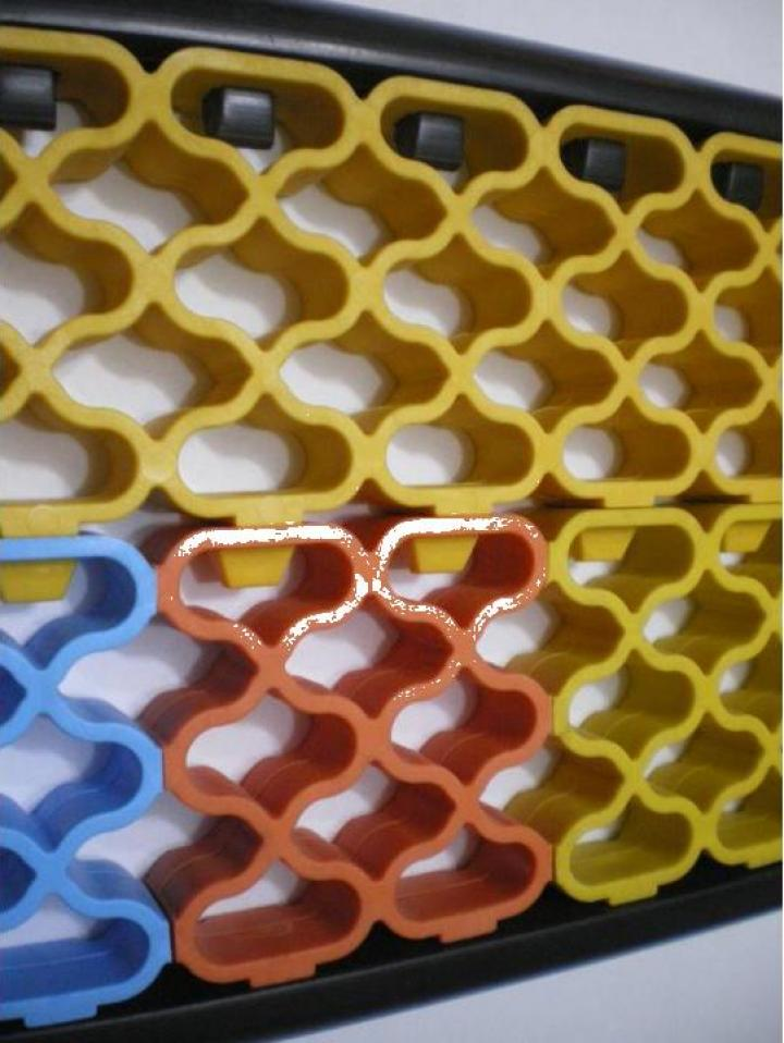 Gratar PVC