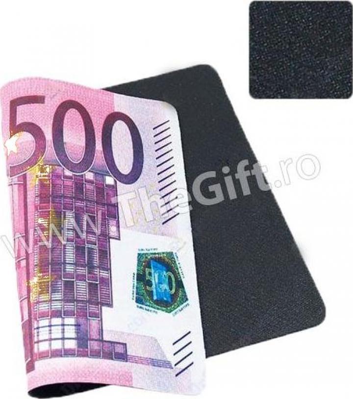 Mouse pad, design Euro