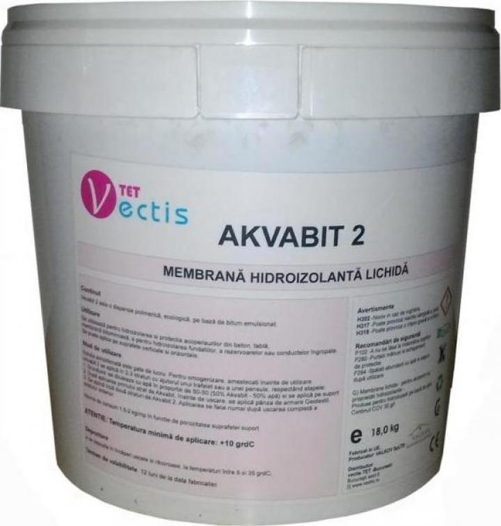 Bitum lichid pentru fundatii Akvabit 2
