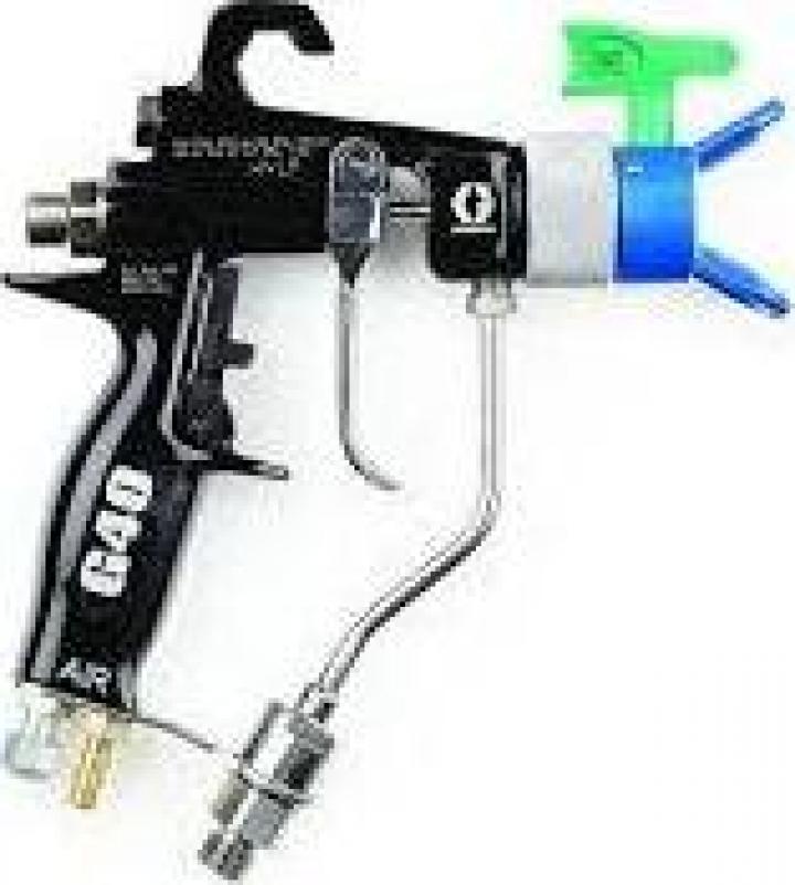 Pistol Graco asistat pneumatic G40 w/RAC