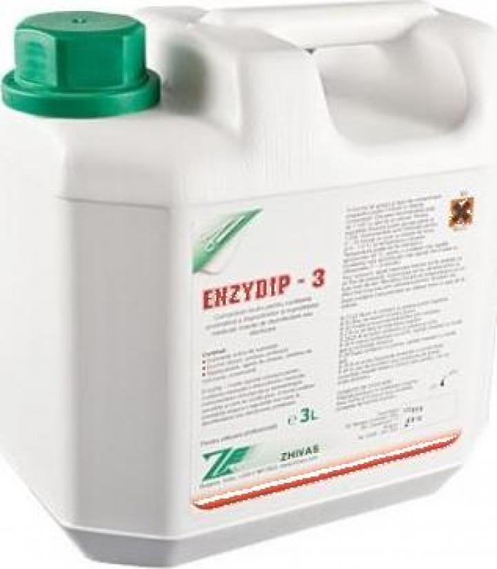 Detergent enzimatic dezinfectant instrumentar Enzydip-3