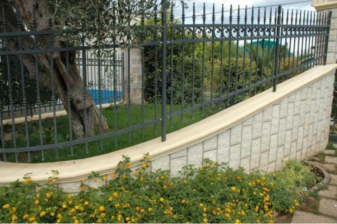 Garduri fier forjat realizat pe comanda