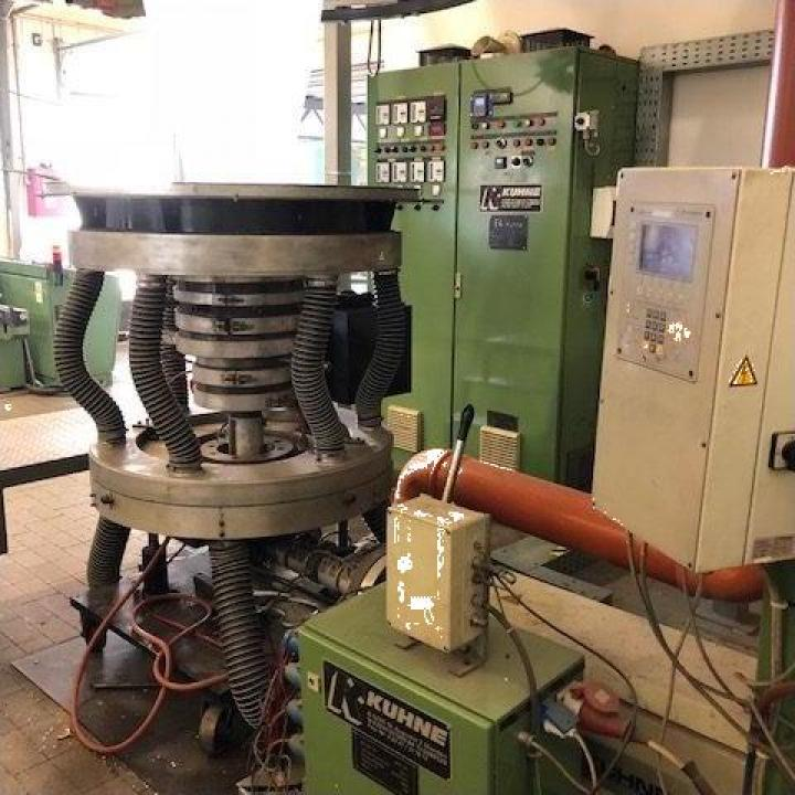 Extruder folie LDPE Kuhne second hand
