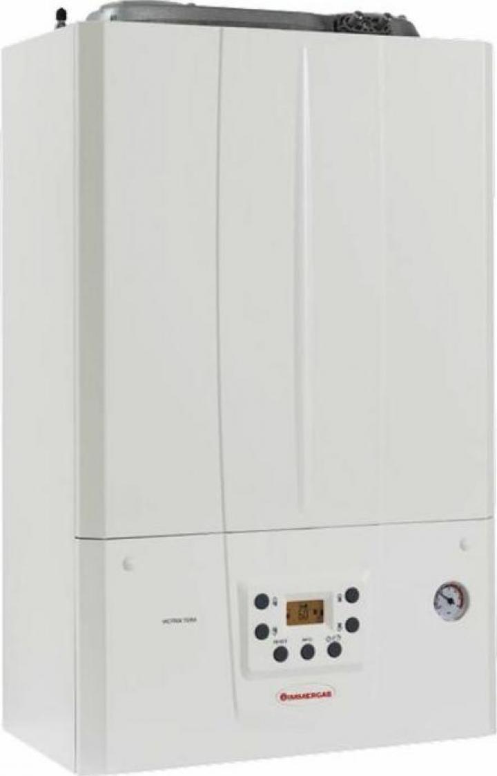 Centrala termica Immergas Victrix Terra 24/28 KW