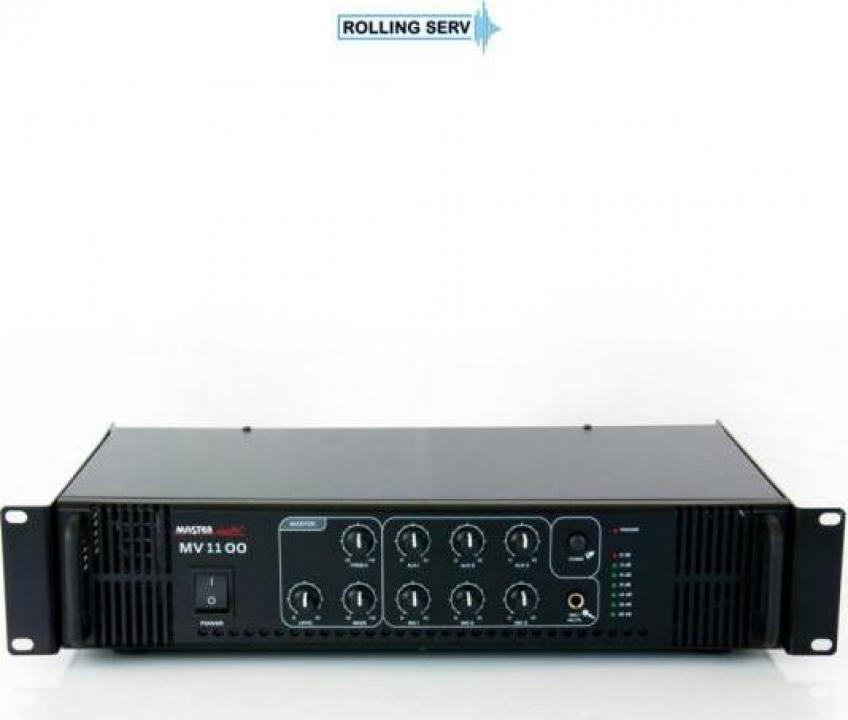 Amplificator audio Master Audio 100 MV - 1100