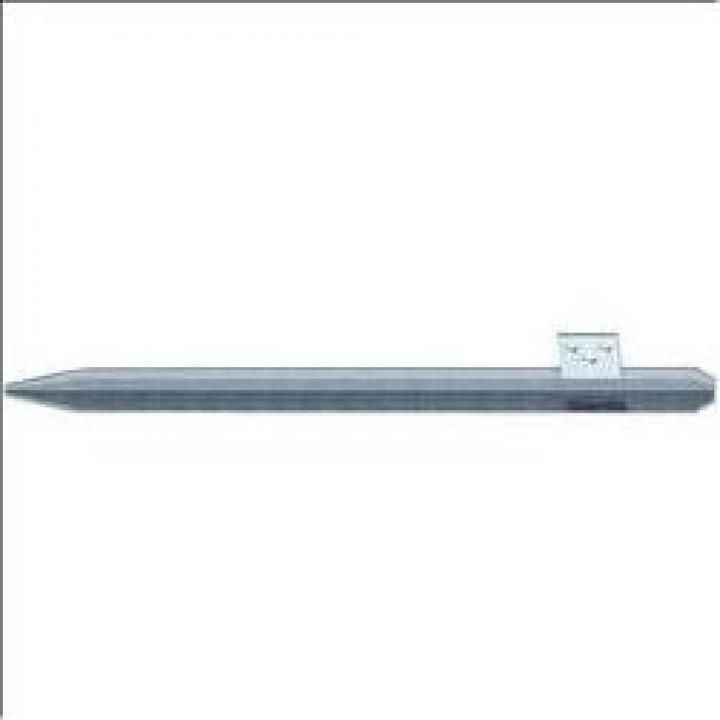 Electrod impamantare zincat, profil cruce 1 m