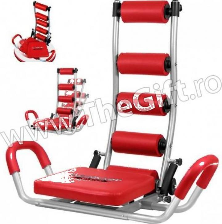 Aparat de fitness Ab Rocket Twister