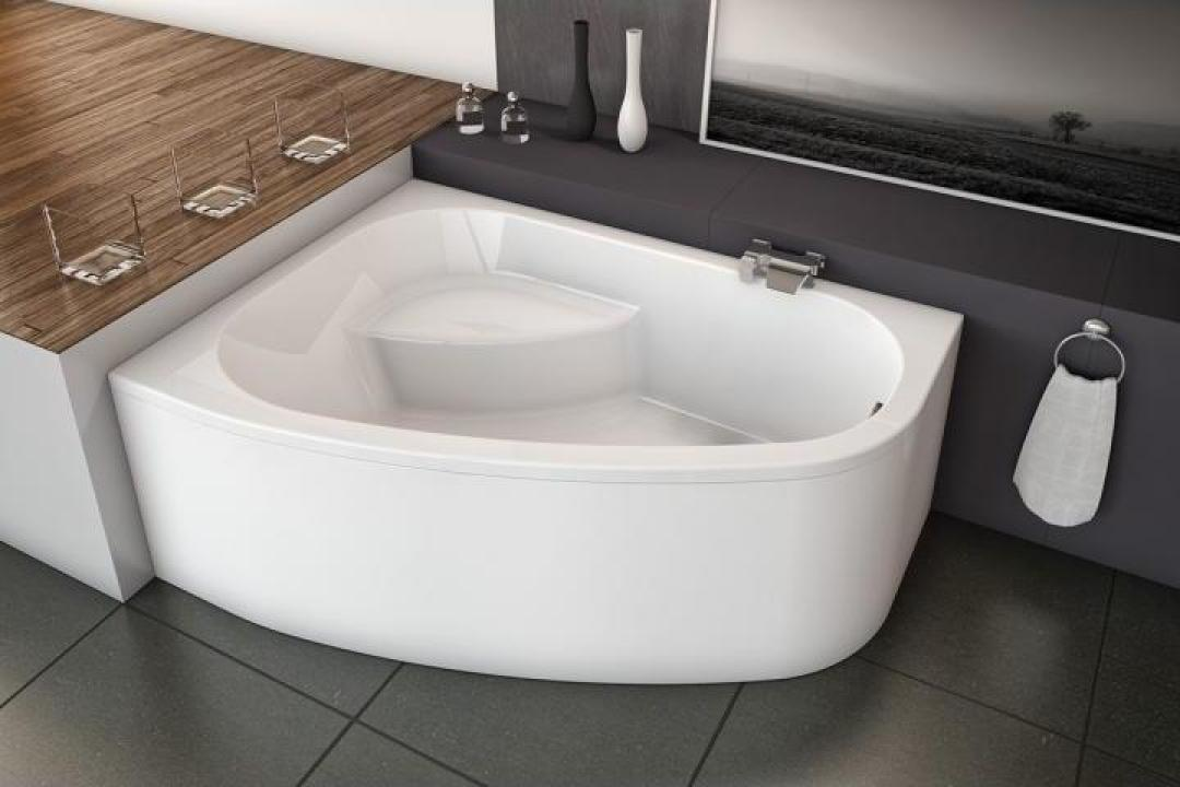 Cada baie colt 170x120 cm