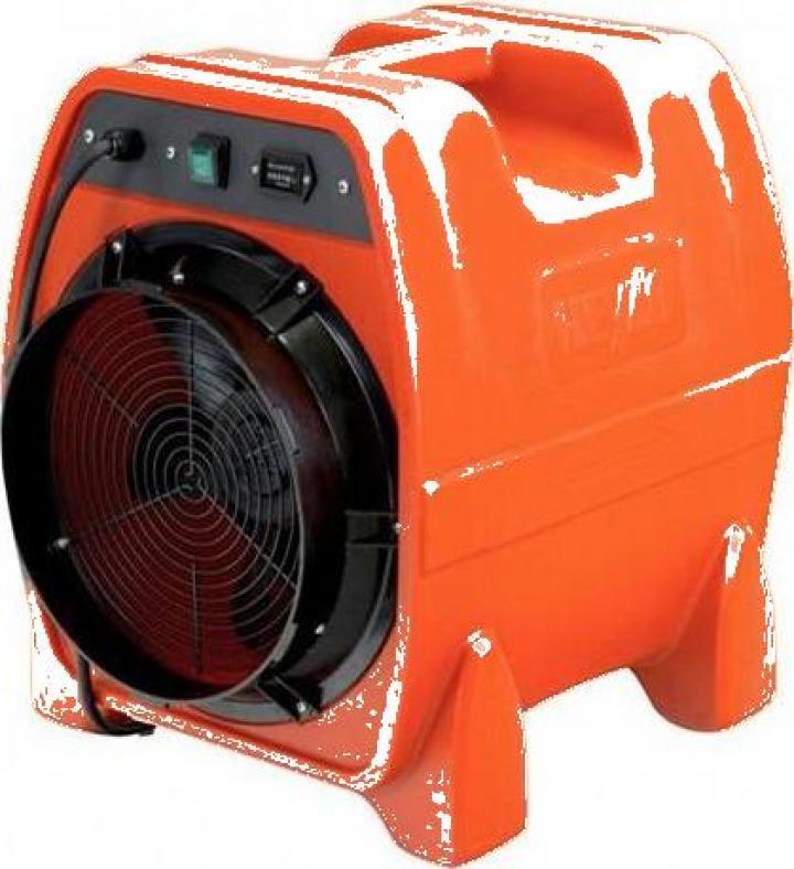 Ventilator axial portabil Heylo PowerVent 3000 Kombi