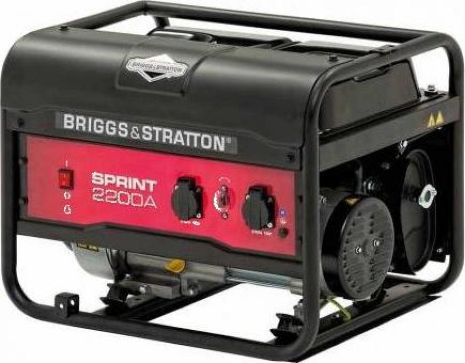 Generator de curent electric Briggs&Stratton Sprint 2200A