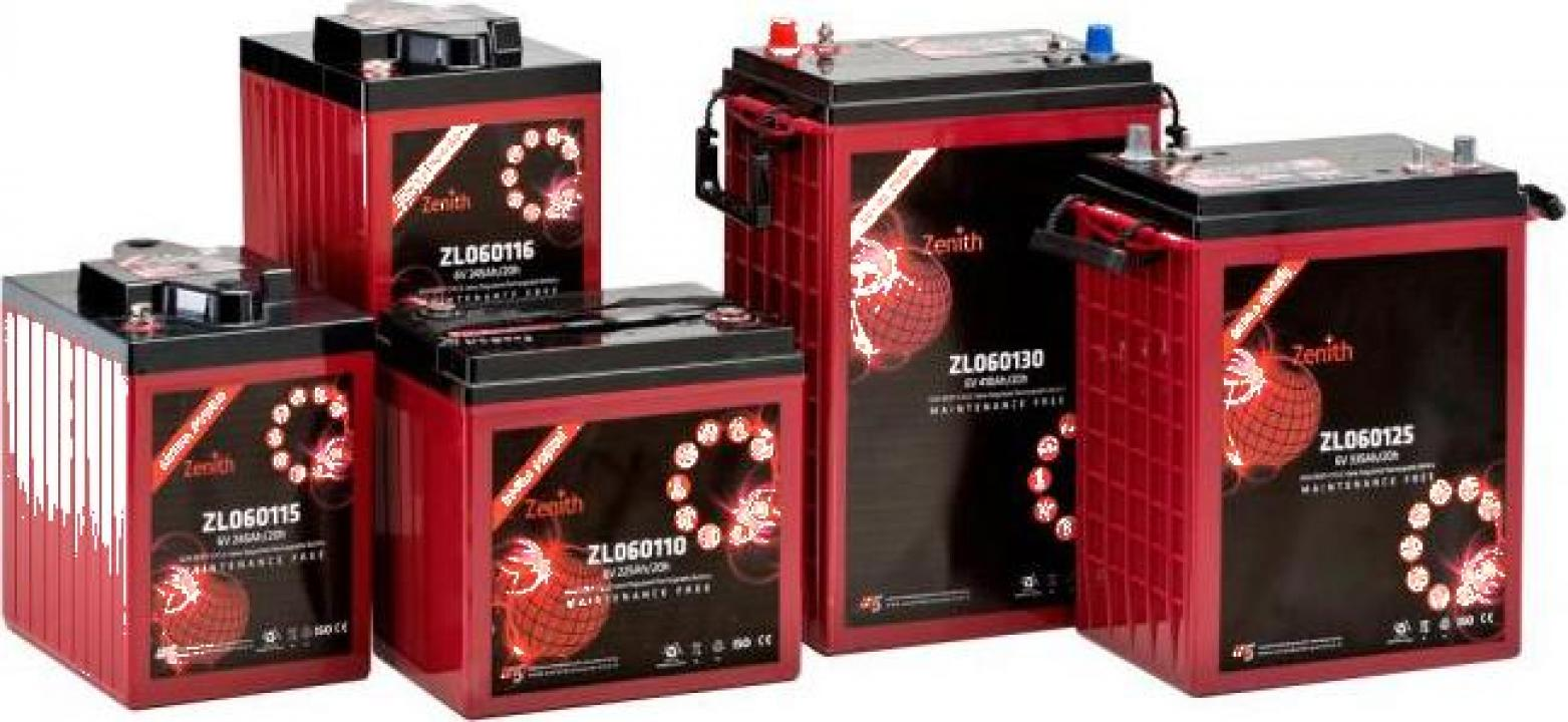 Acumulator Zenith ZL 060100