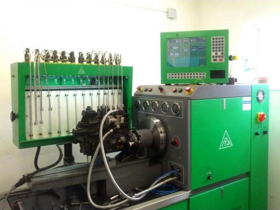 Reparatii pompe injectie in linie si rotative