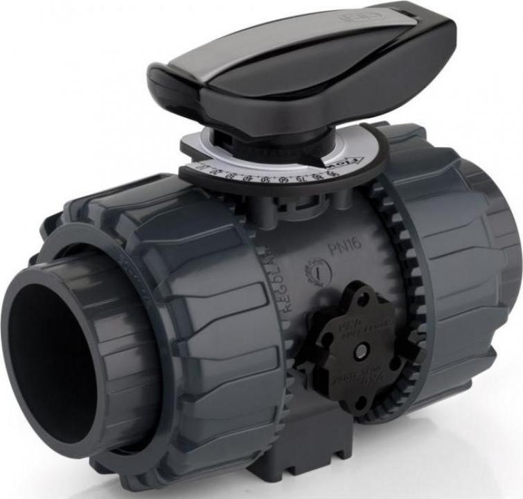 Robinet de reglare VKR Dual Block DN10 - DN50