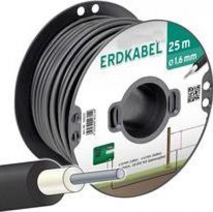 Cablu transfer subteran pentru gard electric 25 m