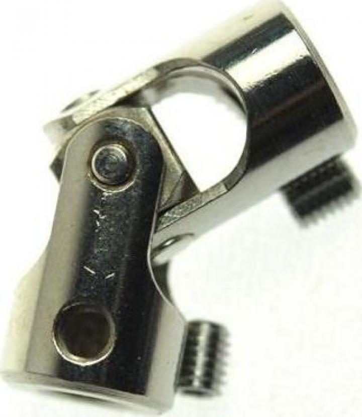 Cuplaj cardanic adaptor D4 x D4 x 22 mm