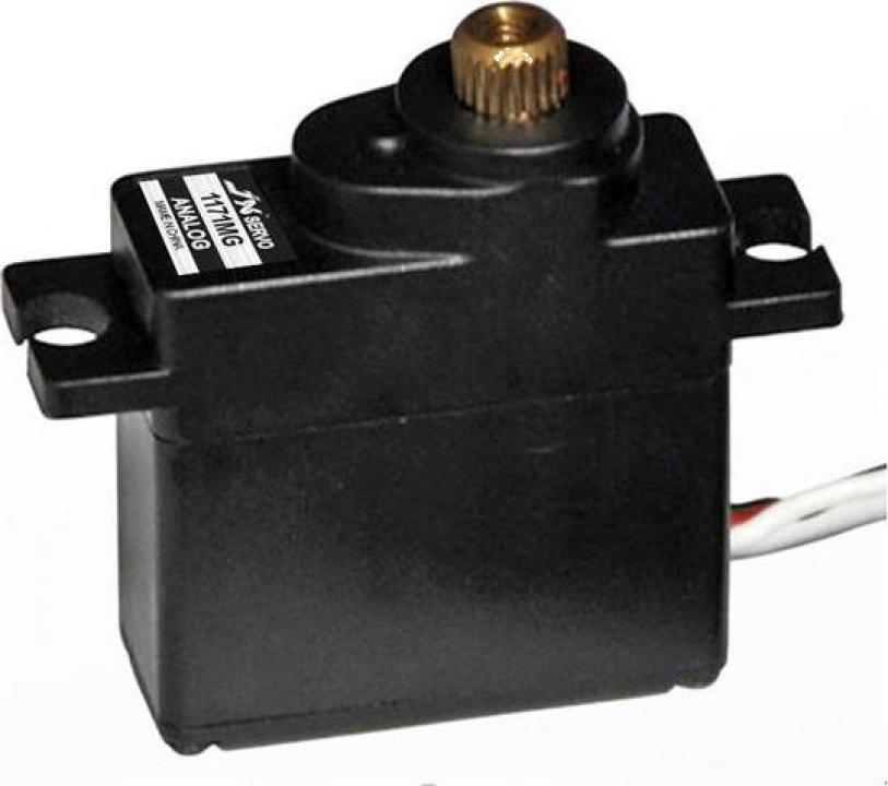 Servomecanism Micro PS-1171MG 3.5 Kg-cm/ 0.11s Analog