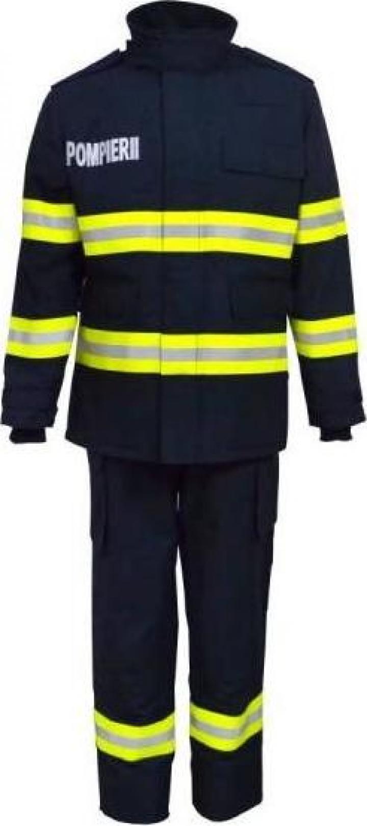 Costum de protectie - Pompieri